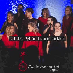 The Joulukonsertti, Pyhän...